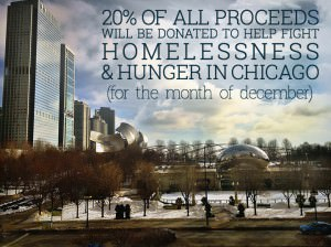 Fight Hunger and Homelessness in Chicago