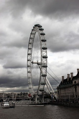 London Eye Of The Storm